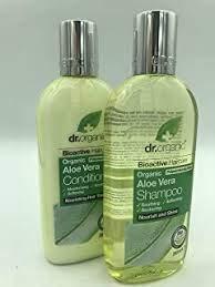 Dr Organic Aloe Vera Shampoo & Conditioner Duo - VEGAN
