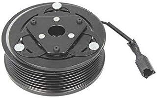 THERMOTEC KTT040208 Magnetkupplung, Klimakompressor Klima Magnetkupplung, Kompressorkupplung, Kompressor Kupplung