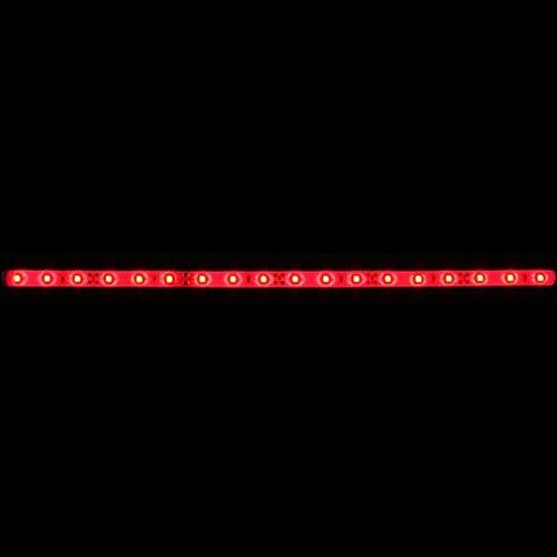 LED Streifen 50cm ; 12V Wasserfest IP65 30LEDs ; Rot