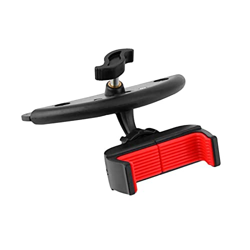 KESHIKUI Nuevo MEI universal ajustable reproductor de CD ranura Smartphone teléfono móvil coche soporte GPS 360 giratorio imán soporte
