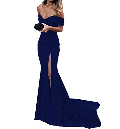 Special Bridal Vestido con Laterales Aberturas Vestido de Fiesta de Noche Vestido de Sirena Vestido Atractivo 2019