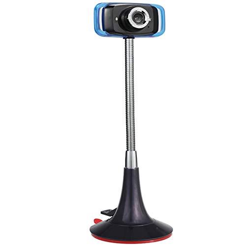 Webcam Verticale, 480P HD Webcam con Microfono, Document Camera, Messa A Fuoco Manuale Live Streaming Webcam