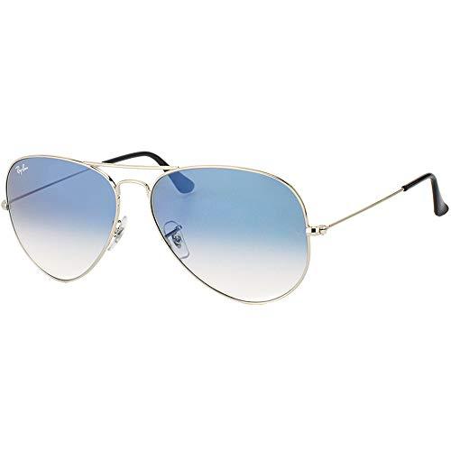 Ray-Ban Mod. 3025 Sole Gafas de Sol, 003/3F, 62 Unisex^Hombre^Mujer