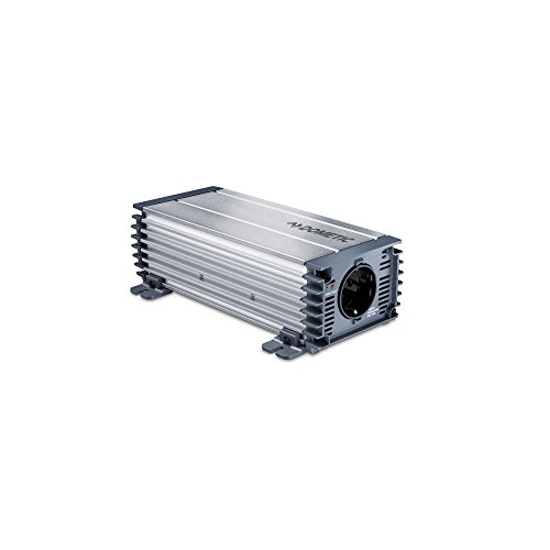 DOMETIC PerfectPower PP 604, Sinus-Wechselrichter, Auto Spannungswandler 24 V auf 230 V, Überspannungsschutz, 550 W, mobile Steckdose, LKW, Inverter