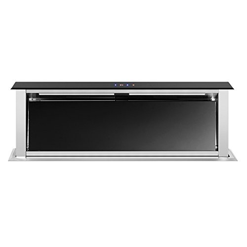 KKT KOLBE DRAFT900 Tischhaube / Dunstabzugshaube / 90cm / ausfahrbar / LED-Beleuchtung / 1000cbm/h