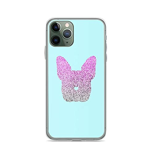 Phone Case Compatible with iPhone Frenchie 12 11 French 6 7 8 Bulldog Mini Frenchies Pro Max Sticker XR 13 X/Xs Max Anti-Scratch Shock