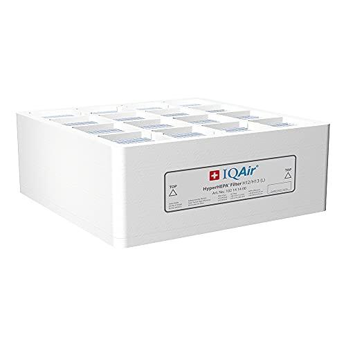 IQAir Certified HyperHEPA Replacement Filter [Medical-Grade Air] Allergens, Pets, Asthma Triggers, Odors, Smoke, Pollen, Dust; Swiss Made