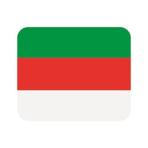 U24 Mousepad Textil Helgoland Fahne Flagge Mauspad