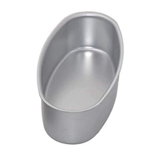 Kuchenform Antihaftbeschichtet 8 Zoll Ovale Brotform Backform Aus Aluminiumlegierung Von R-WEICHONG