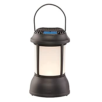 Thermacell Mosquito Repellent Patio Shield Lantern LED Light  Includes 12 Hours of Effective Mosquito Repellent for Patios  No Spray  DEET-Free Scent-Free Citronella Candle Alternative