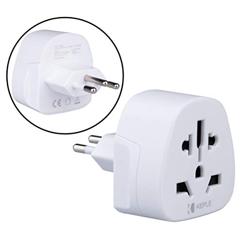 Brasilien Brazil, South Africa SA Südafrika Adapter Plug Reise Typ N to zu UK US USA Amerika Australia Australien EU Europe European Asia Asien China Thailand Stecker Steckdose International 3 Pin