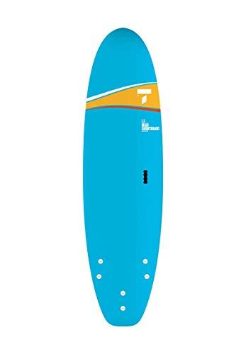 Tahe Surf - Pantalones cortos de espuma para skateboard (6,6)