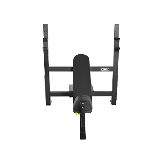 CAP Barbell Commercial Grade Weight Bench Flat/Incline/Decline Utility Exercise Olympic Workout Bench for Full Body Workout (Olympic Incline Bench)