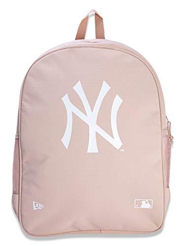 New Era Unisex-Erwachsene MLB Essential Pack Neyyan Bsk Rucksack, Pink, Einheitsgröße