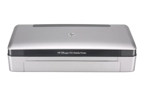 HP Officejet 100 Mobile Printer A4 Color Inkjet (G