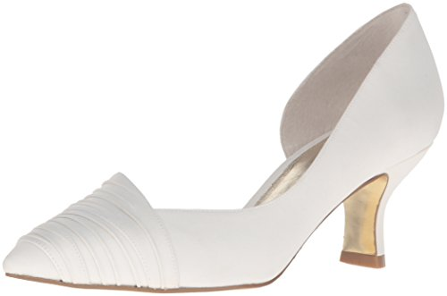 Adrianna Papell Women's Harriet D'orsay Pump, Ivory, 9 UK/9 M US