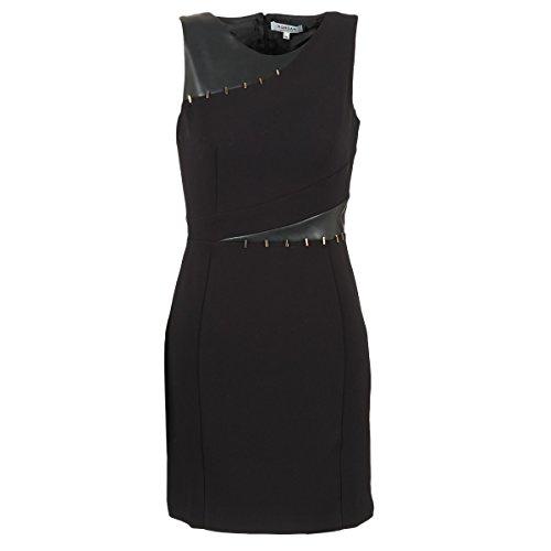 Morgan 172-ROSH.N-Vestido de Mujer, Negro, (Talla del Fabricante: 42)