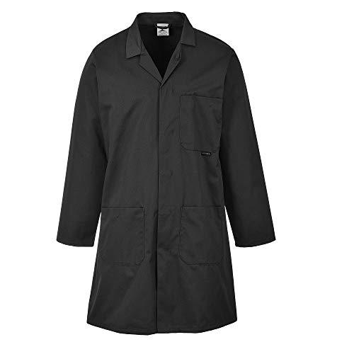 Portwest 2852 - Escudo estándar, color Negro, talla XXL