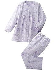 リトルアイランド 日本製 婦人パジャマ上下