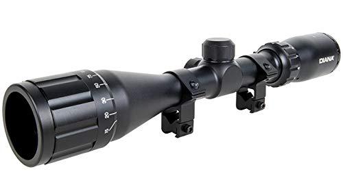 DIANA Zielfernrohr 3-9x40AO Absehen Duplex inkl. Montage 2tlg. für 11mm