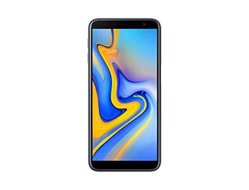 Samsung Galaxy J6 Plus Smartphone, 32 GB, Mono SIM, Grigio [Versione Italiana]