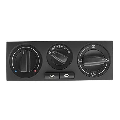 Botonera elevalunas 1J0 819 157F AIR A / C Control del calentador Control de control del clima Panel de la unidad Ajuste para VW Passat B5 Fit for Golf 4 Fit for Jetta Mk4 Fit for Bora 1998-2005 1J081