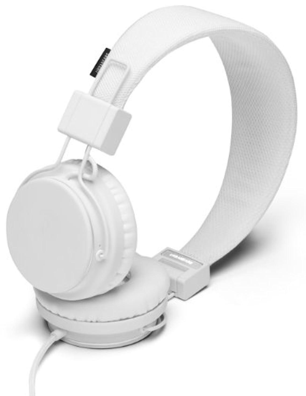 入る酸っぱい効果的に【国内正規品】 URBANEARS PLATTAN 密閉型 フルサイズ ヘッドフォン ホワイト 4090051