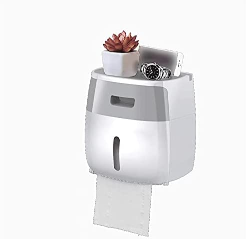 Niubiyazjh A surprise Baltimore Mall price is realized Tissue Box Holder 1-piece Wall Paper Dispenser Towel
