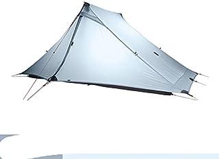 3F 2 Pro Just 915 gram 20D nylon båda sidor silikon tält lättvikt 2 personer 3 och 4 säsonger backpacking camping tält