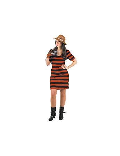 DISBACANAL Vestido de Freddy Krueger Mujer - -, M