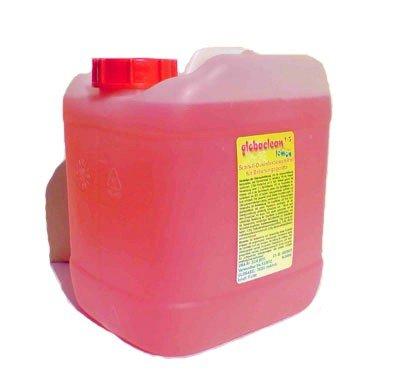 Flächen-Desinfektionsmittel 5 Liter Konzentrat Flächen-Reiniger Bad Solarium Fitnessstudio uvm. Desinfektions-Reiniger wirksam gegen Bakterien Pilze und Keime Konzentrat ergibt 30 Liter Fertiglösung