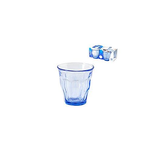 Duralex Set 12 Conf. 4 glazen van picardie marine cl25 Arredo Deck