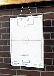 bfp Wandblock DIN A3 - Taktikblock - Spielfeldblock Fußball
