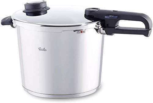 Fissler vitavit premium Pressure Cooker, 10.6 Quart, silver