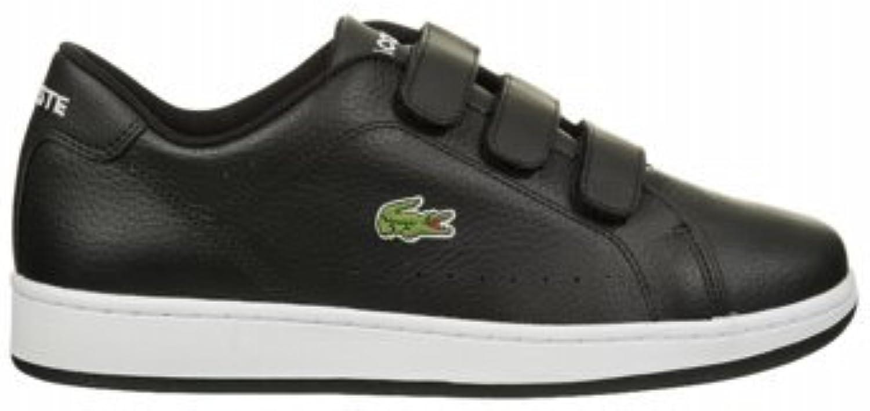 Lacoste Men's Camden LCR Black Fashion Sneakers
