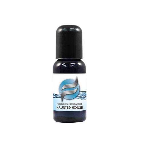 1 oz. Haunted House - Water Based Scent Additive for Fog, Haze, Snow & Bubble Juice - Scents 2 Gallons