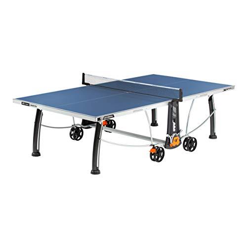 Cornilleau Sport 300s Crossover - Mesa de Tenis, Unisex Adulto, 133615, Azul, Talla única