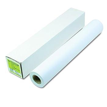 HP Q1396A Designjet Universal Bond Paper 21 lbs 4.2 mil 24  x150 ft White