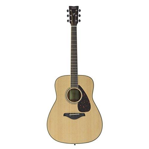 ヤマハ YAMAHA ギター アコースティックギター FG SERIES ナチュラル FG820 裏・側板にマホガニーを採用 あ...