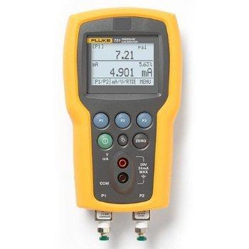 FLUKE FLUKE-721-1610 calibratore di pressione doppio sensore, 16 psig, 1000 psig, 6,0 V DC, 2.3 'x 7.9' x 4.3 '