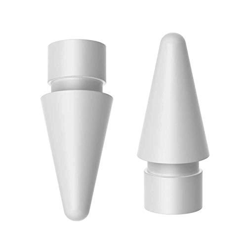 Vou tiger Puntas de lápiz de Apple Pencil 1 y 2 generación, Puntas de Alta de Apple iPad Pro iPencil - 2 Piezas