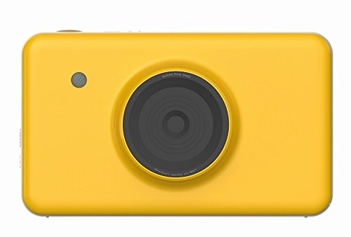 GZZ Cámara Polaroid, Impresora de Fotos Móvil con Pantalla Bluetooth Puede Previsualizar...