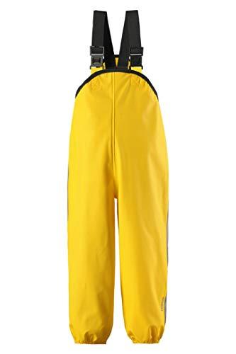Reima Kinder Lammikko Regenhose, Yellow, 104