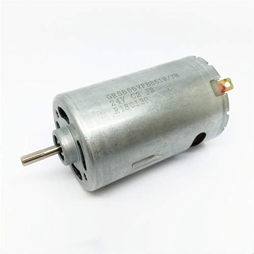 Lruirui-Motor Dc G Motor Motor Motor 555 Motor, Torre de alimentación eléctrica de alta velocidad de alta velocidad Herramienta de perforación eléctrica de 12 voltios, rodamiento de bolas frontales de