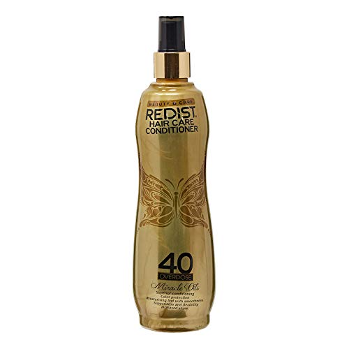 Redist 40 Miracle Oils 2 Phase Conditioner 400ml