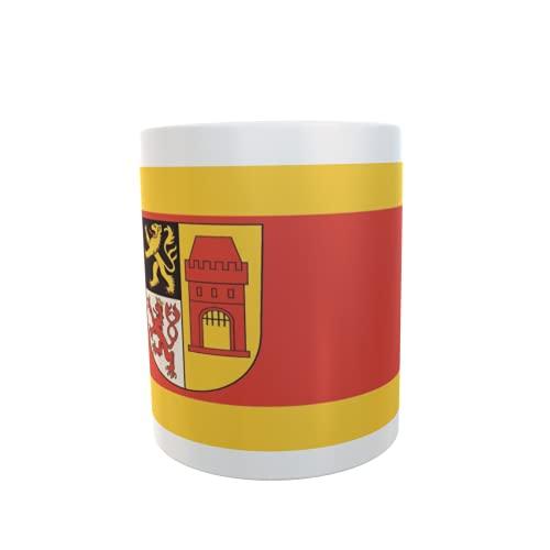 U24 Tasse Kaffeebecher Mug Cup Flagge Kerpen