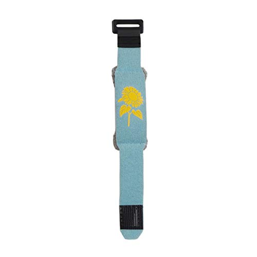 Guitar Strap, Adjustable Stretch Diving Cotton Bass Strap Padded Guitar Strap for Bass, Electric & Acoustic Guitars