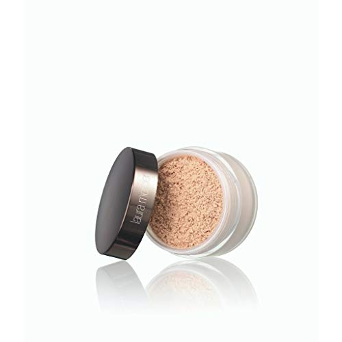 LAURA MERCIER Translucent Loose Setting Powder Glow New Radiant finish