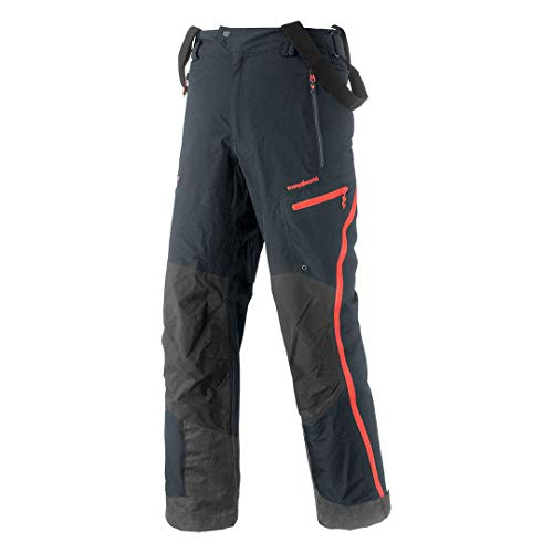 Trangoworld TRX2 Shell Pro Pantalon Long, Homme XXL Noir