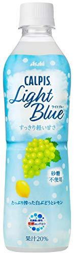 CALPIS Light Blue 500ml ×24本